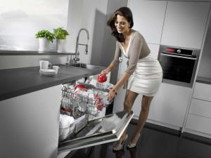как использовать посудомойку на кухне
