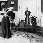история появления пылесоса